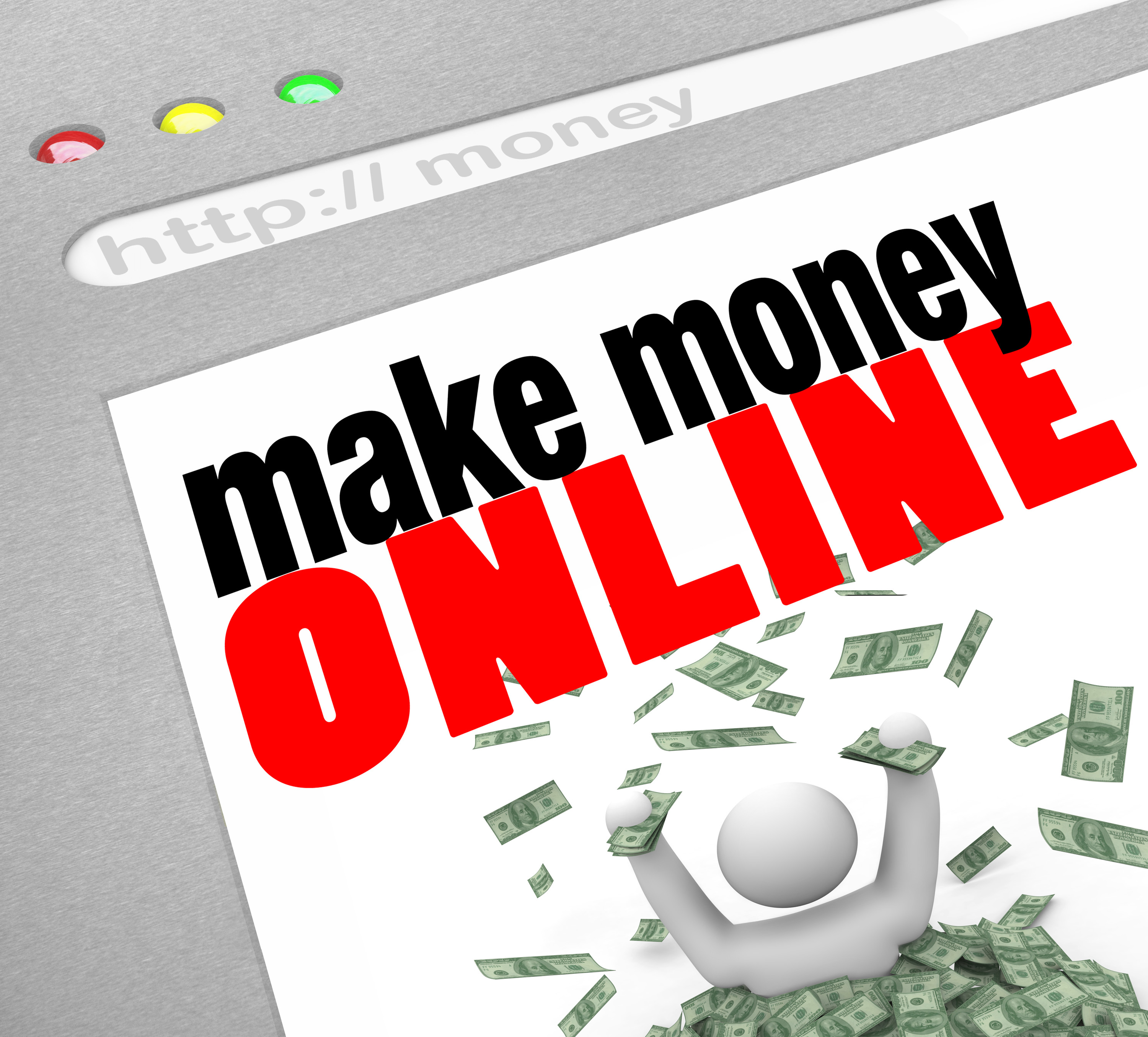 Making money online sucks become a blogger for Making a blueprint online