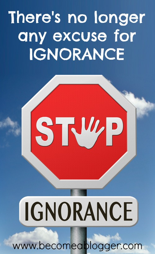 IgnoranceExcuse