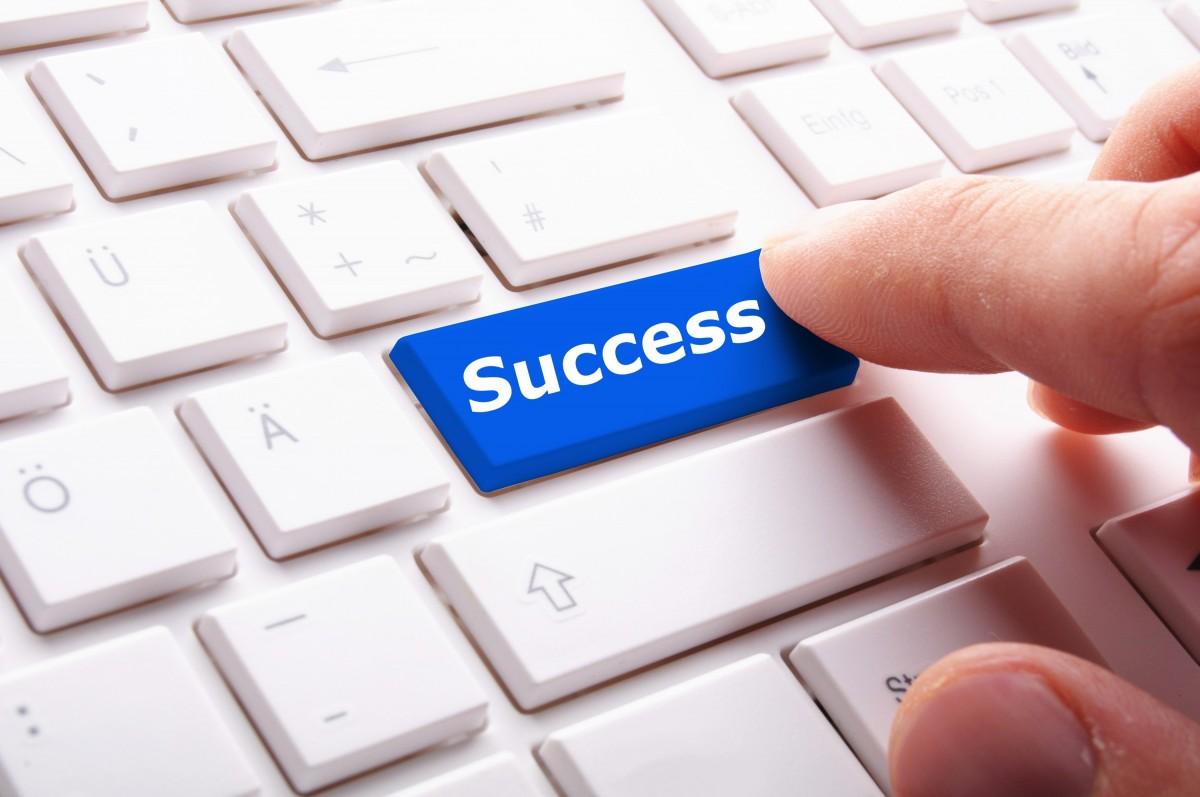 Successbutton