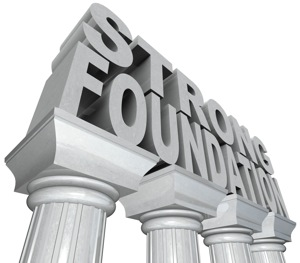 104 How To Set A Firm Foundation For Your Blog
