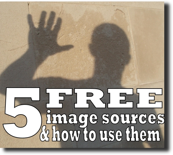 5 free image sources