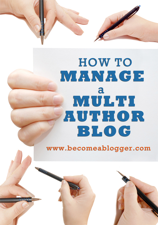 MultiAuthorBlog