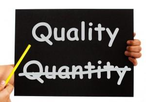 qualityquantity