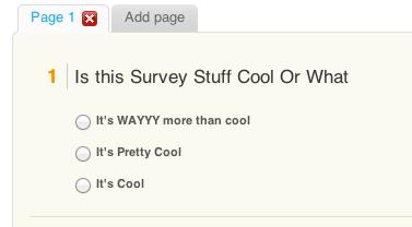 Getresponse Survey