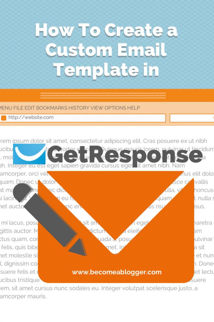 GetResponse_Custom email_Pinterest