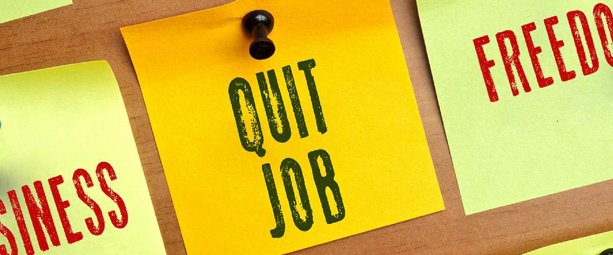 170 I Quit My Job . . . Now What?