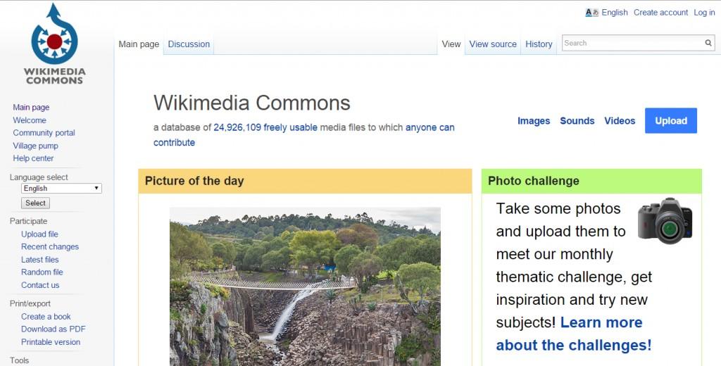 Wikimedia-Commons