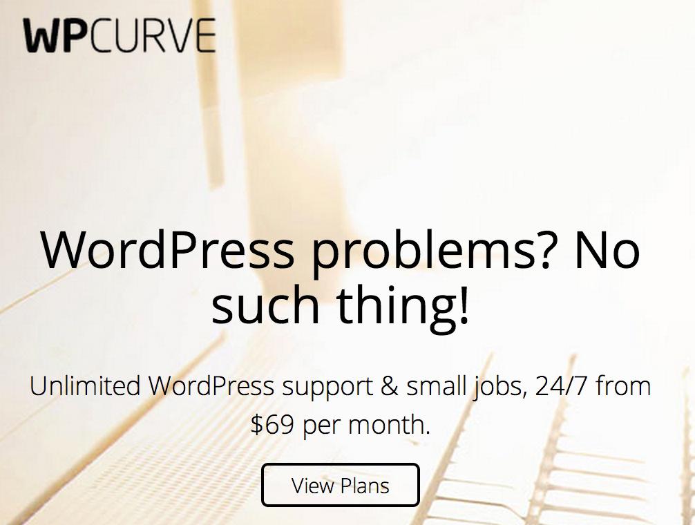wp-curve-wordpress-support