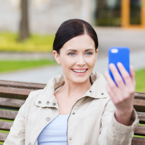 woman-taking-video-on-phone