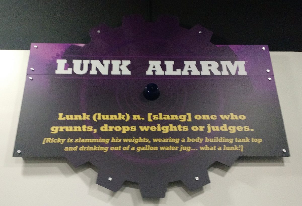 Planet fitness woman too intimidating