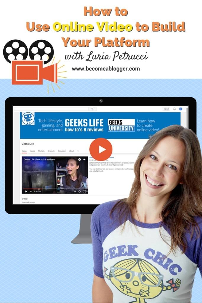 Luria Petrucci - Online Video