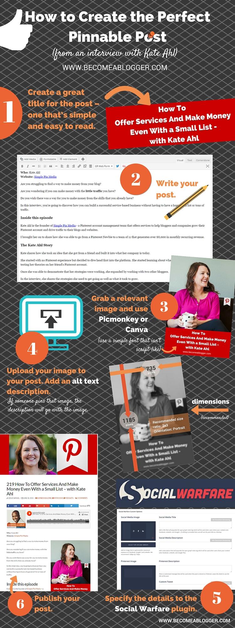 245_Pinterest strategies_Infographic