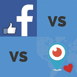 Facebook Live VS Periscope