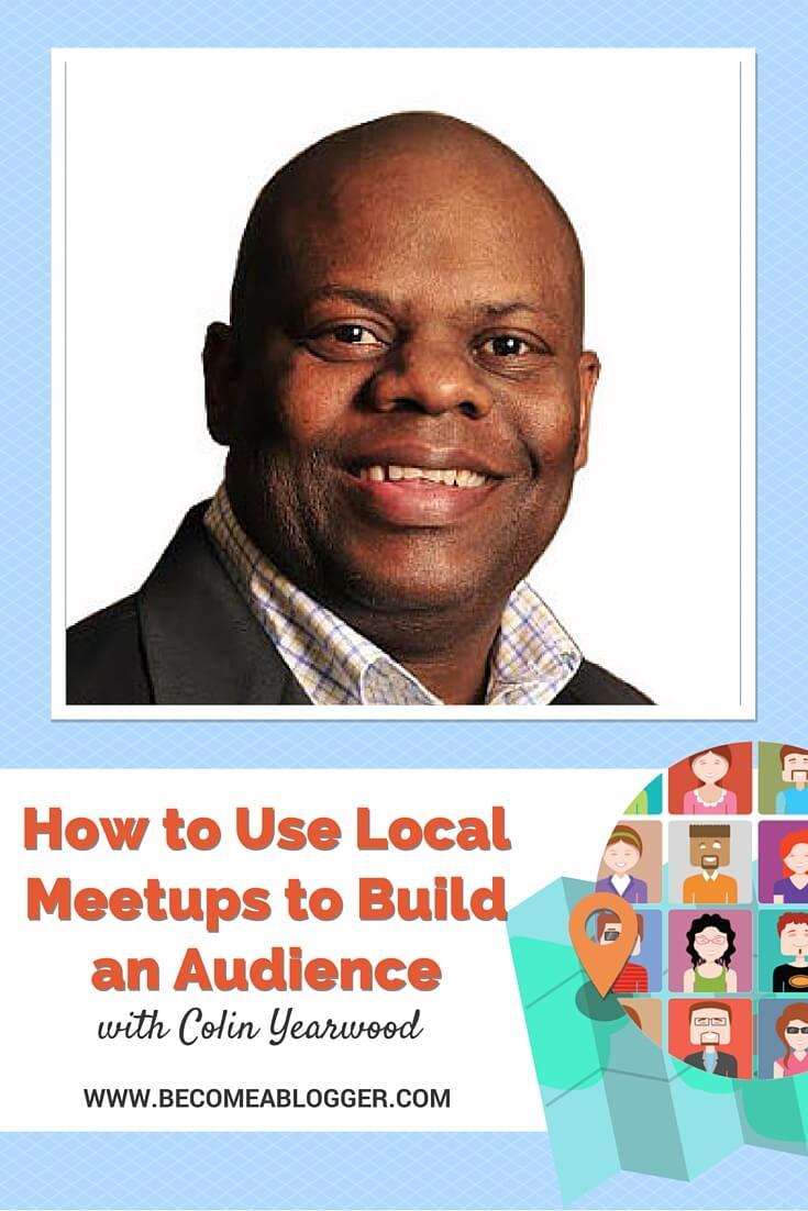 Use Local Meetups