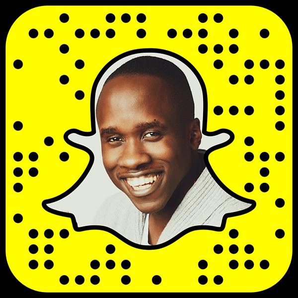 Snapchat Tutorial - Leslie Samuel Snapcode