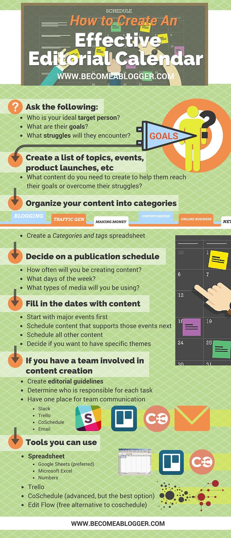 257_Editorial Calendar_Infographic