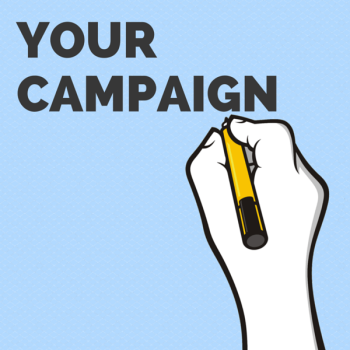 Pitching your campaign