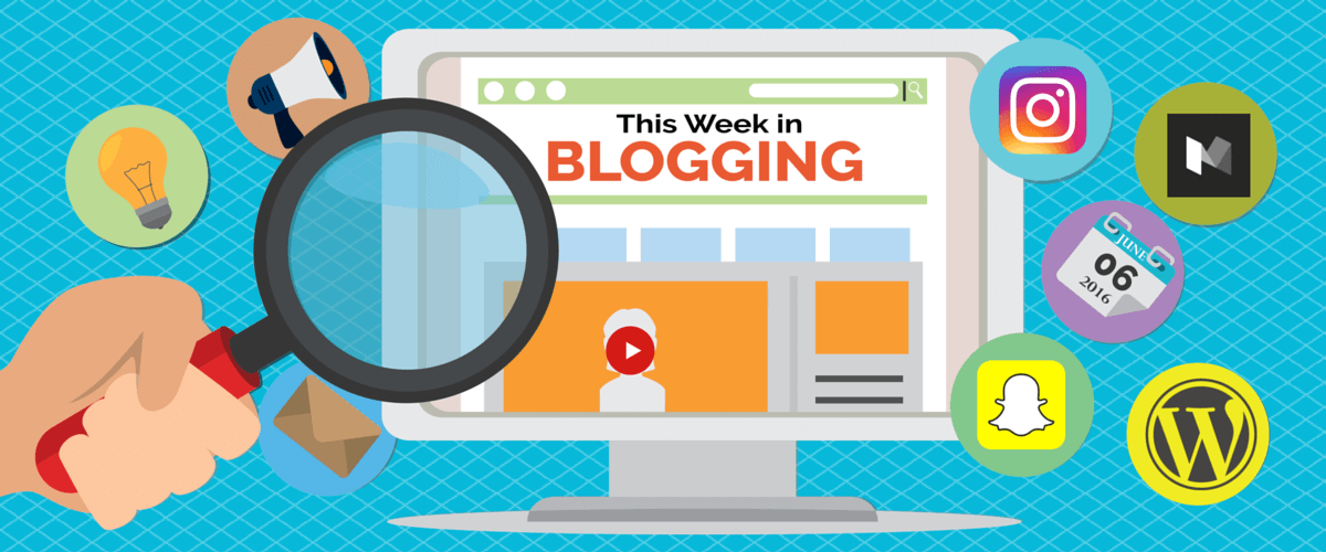WordPress SEO, Medium's New Tools and More: This Week in Blogging