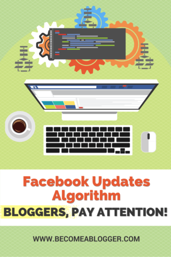 Facebook Algorithm Changed