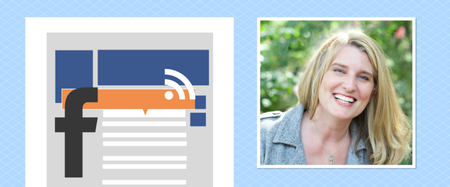 How to Thrive on Facebook Despite News Feed Changes - with Holly Homer