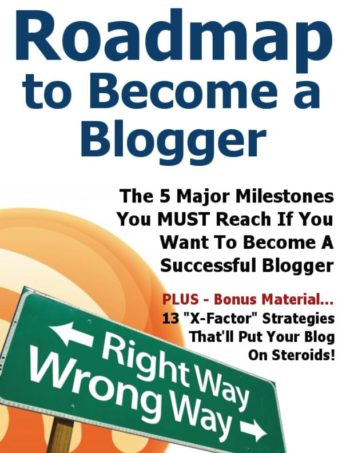Roadmap to Become a Blogger