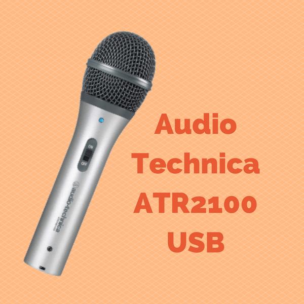Audio Technica ATR2100 USB