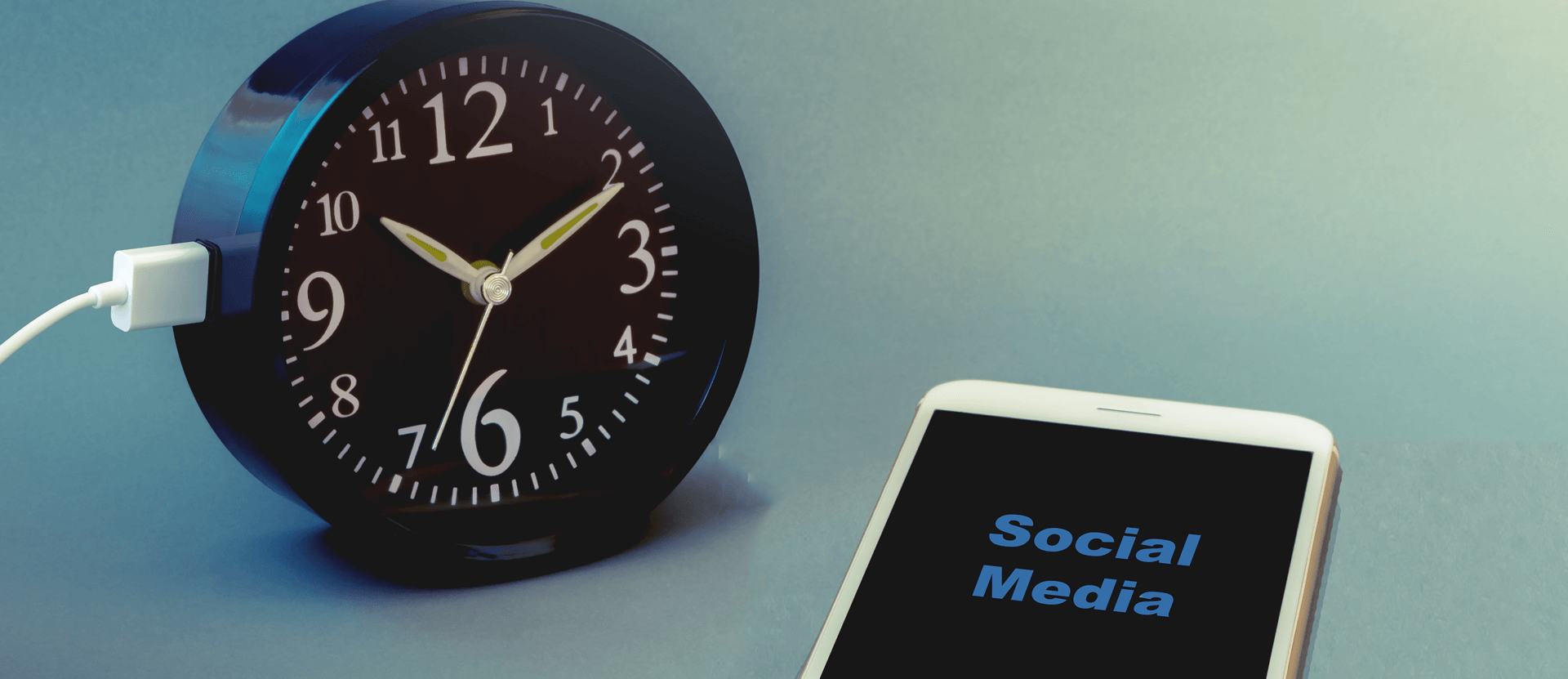 How to Be Productive in a Social Media Dominated World