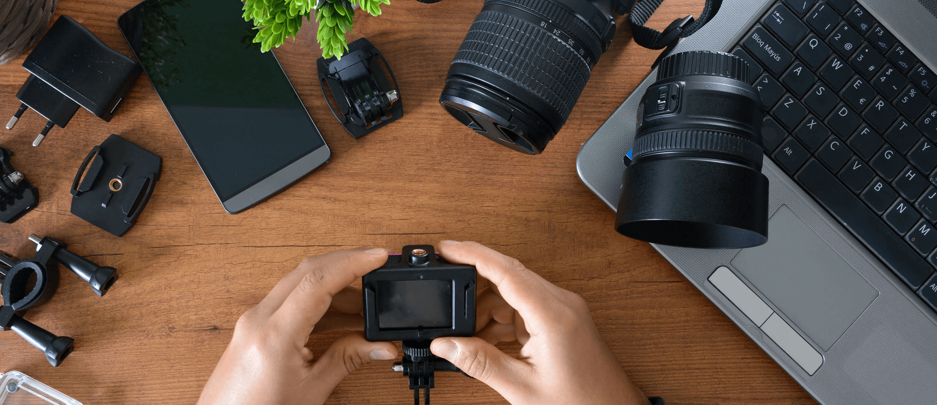 The Ultimate Equipment Guide for Doing Online Video