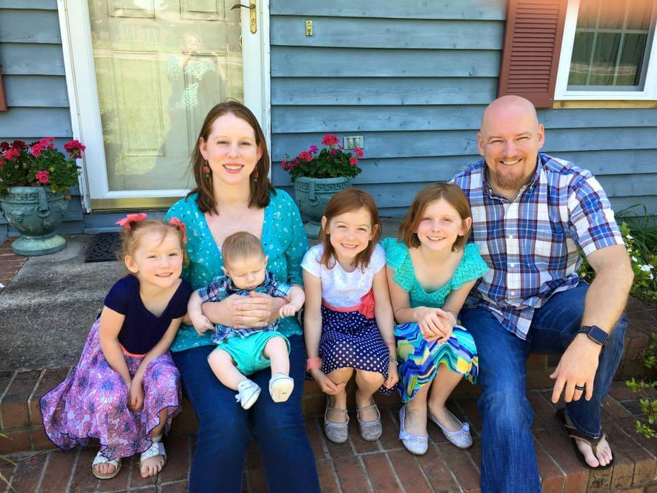 Erin and Family