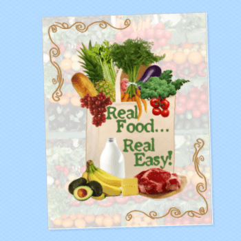 Real Food, Real Easy