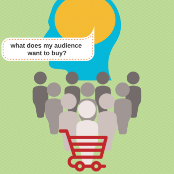Determine what your audience wants