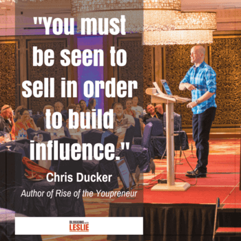 Quote Chris Ducker