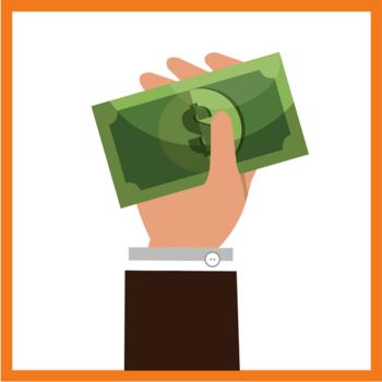 First Blogging Dollar