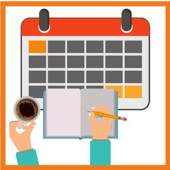 Create your content calendar