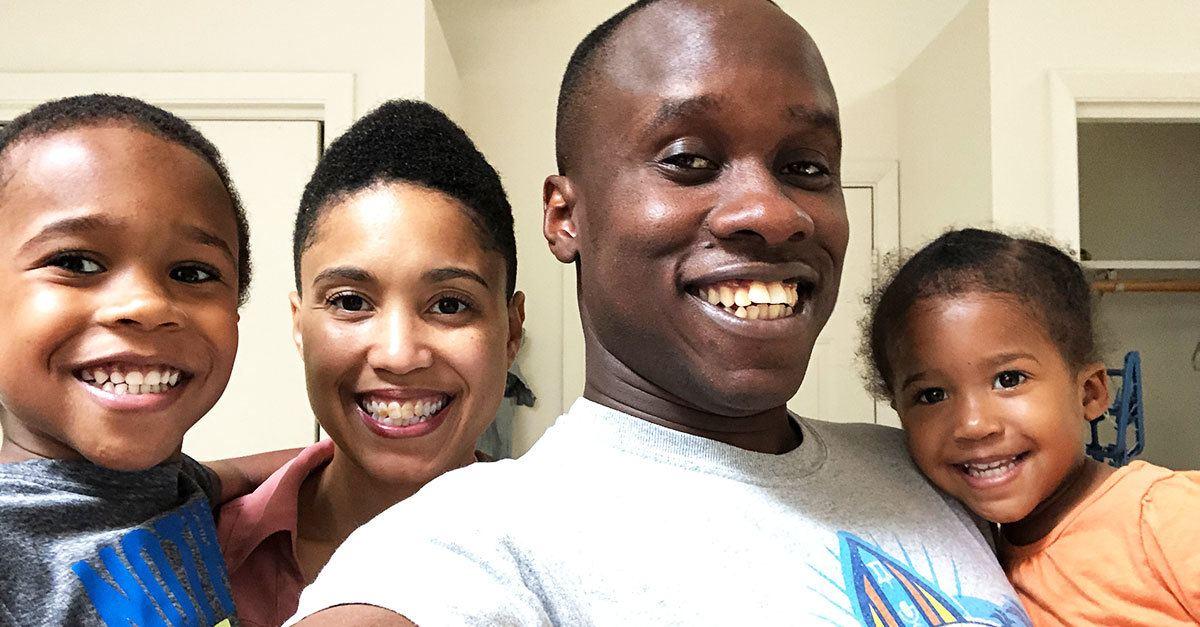 Leslie Samuel Family