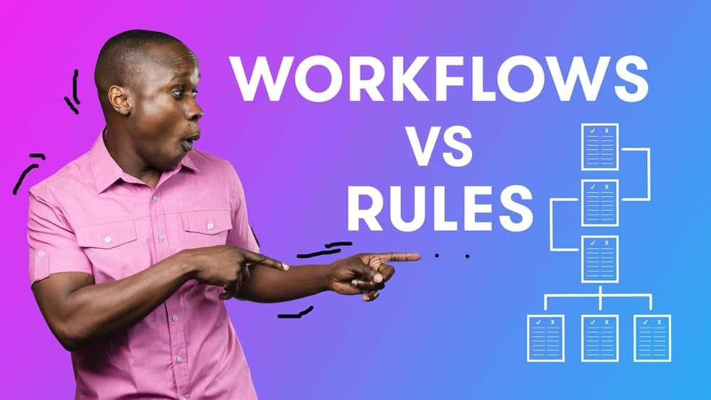 Drip Workflows vs Rules