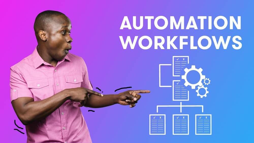 Drip Automation Workflows