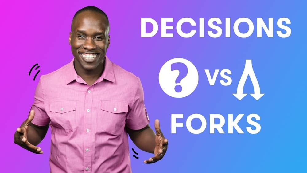 Drip Decisions vs Forks