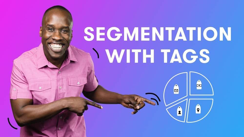 Drip Segmentation with Tags
