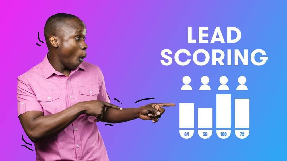 Drip Lead Scoring