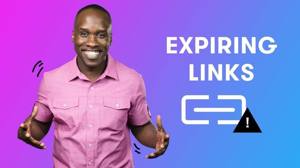 Drip Expiring Links
