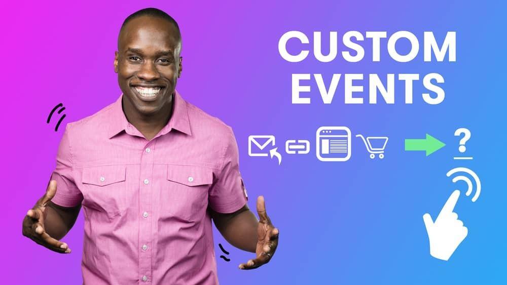Drip Custom Events