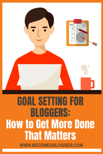 Goal-setting for bloggers