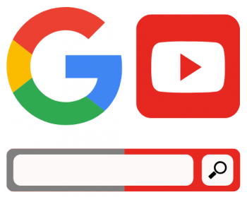 Google and YouTube Search Engines changed.