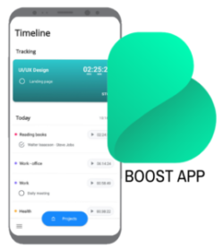 Boosted App